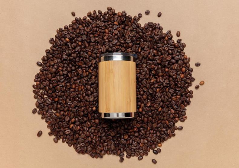 Coffee To-Go Bamboo -- cana etansa image