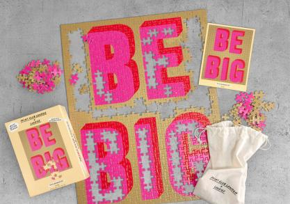 Be BIG -- Editie limitata
