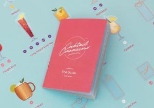 Tablou razuibil Cocktail Connoisseur — retete + ghid