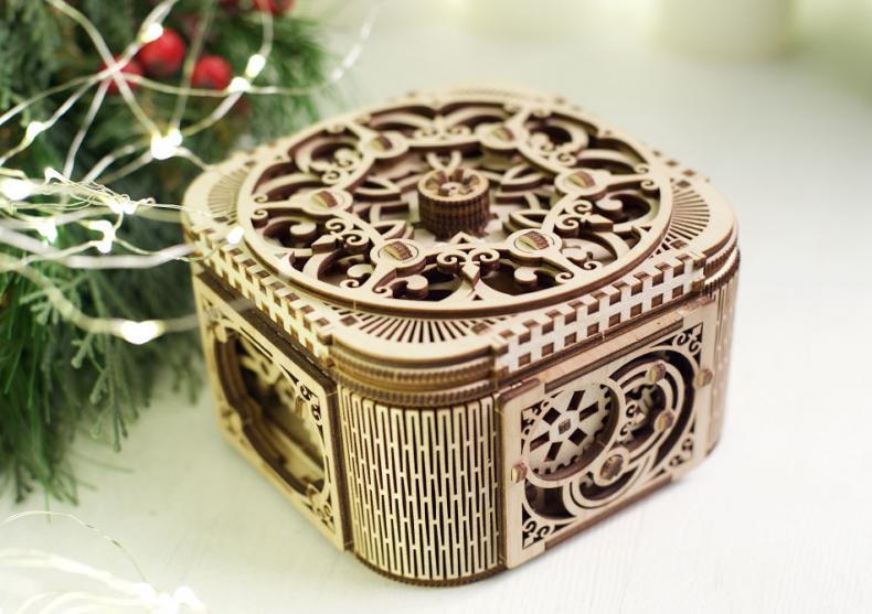 Cutia de comori -- O adevarata bijuterie image