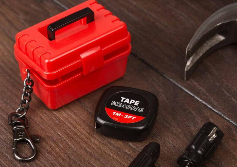 Mini toolkit -- set de instrumente image