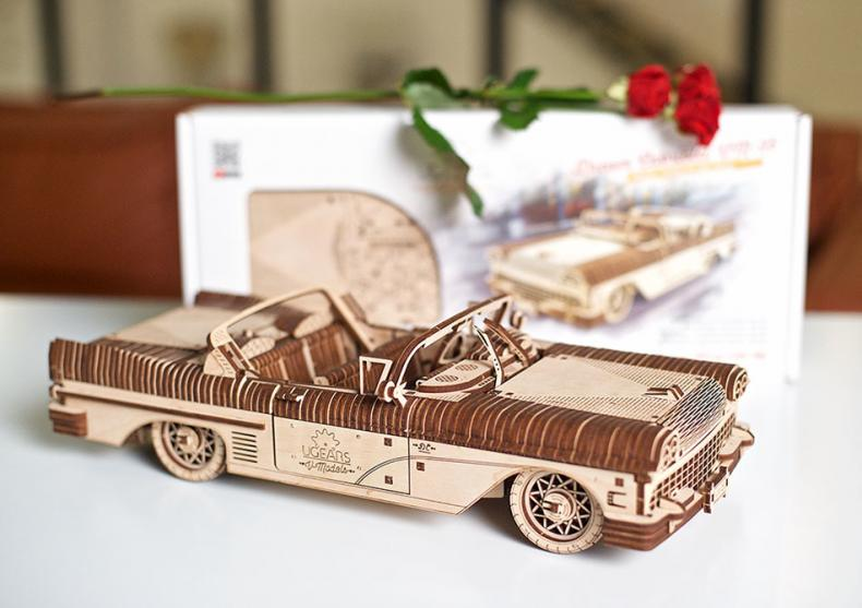 Dream cabriolet -- decapotabila de vis  image