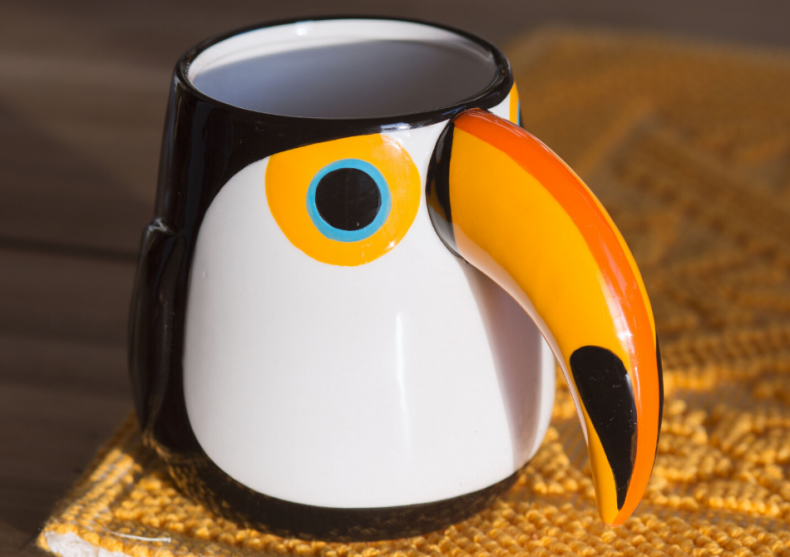 Cana Toco toucan -- vibe exotic image