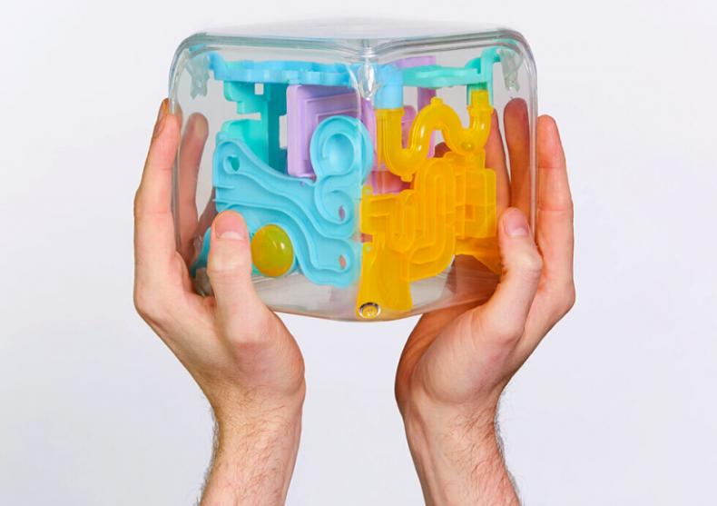 Maze -- Frustran-tastic image
