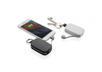 Breloc Mini Powerbank -- 1200 mAh