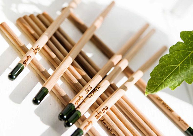 Creioane Sprout -- Verde pentru verbe!  image