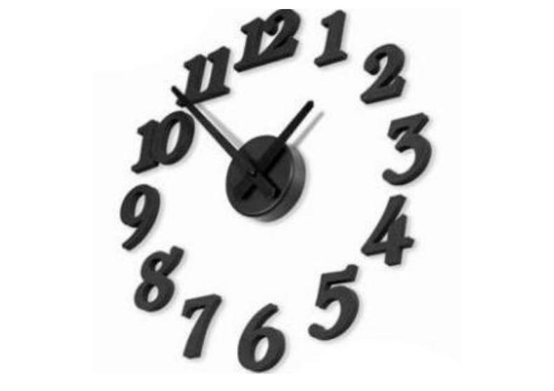 Ceas DIY Limitless -- puzzle-ul timpului image