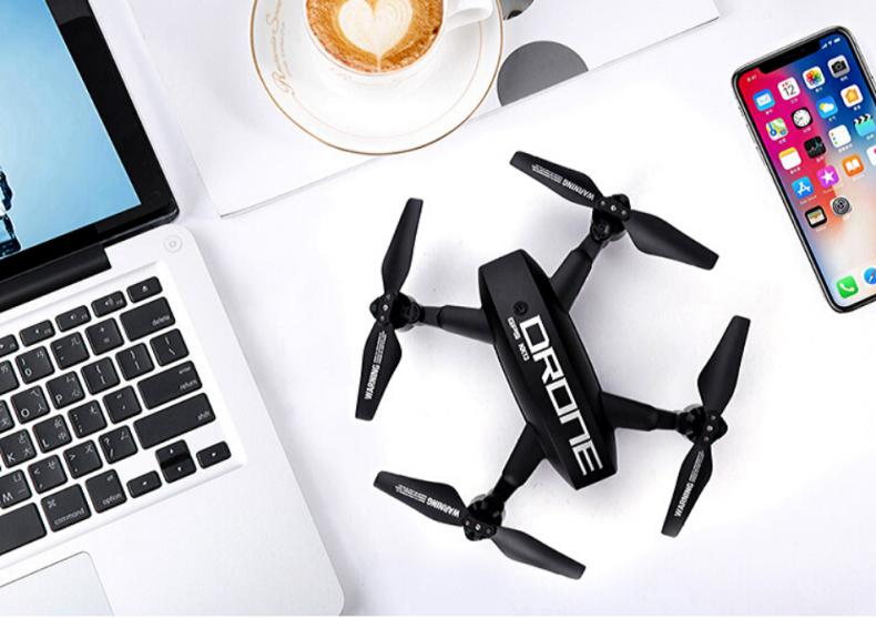 Drona KK12 -- inteligenta zboara, stiai? image