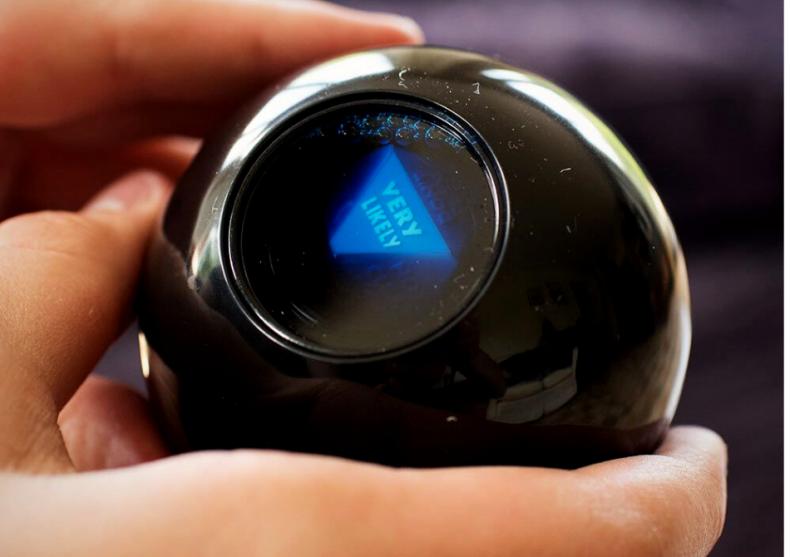 Mystic 8 ball --  raspunsul la intrebarile tale image