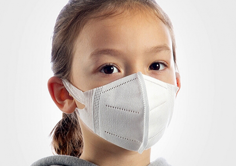 Ninja defense masca protectie -- protejeaza-ti copilul! image