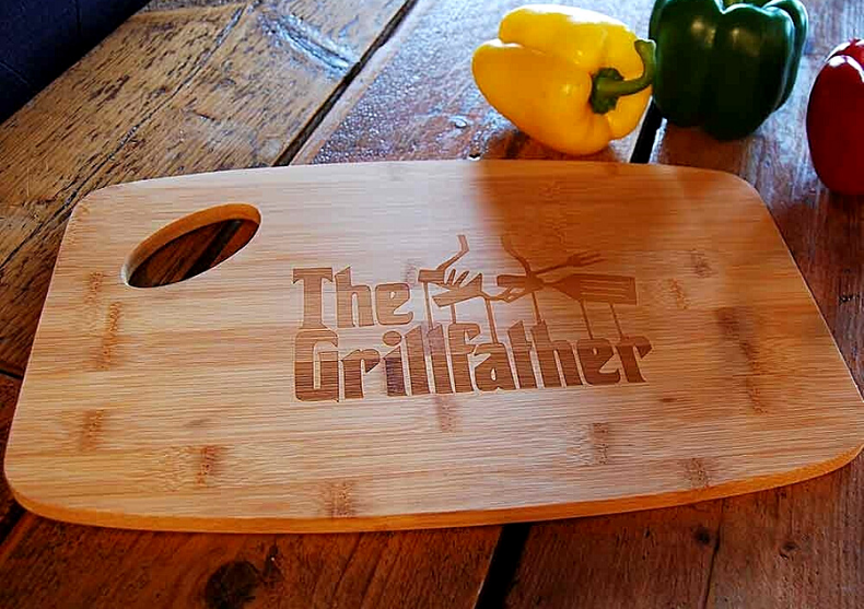 The Grillfather -- mafiotul din bucatarie image