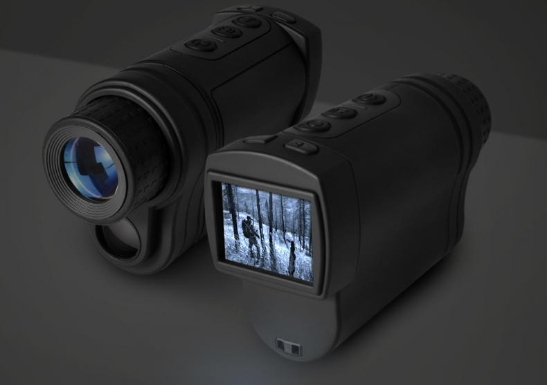 Picco night vision -- monoclu de calatorie image
