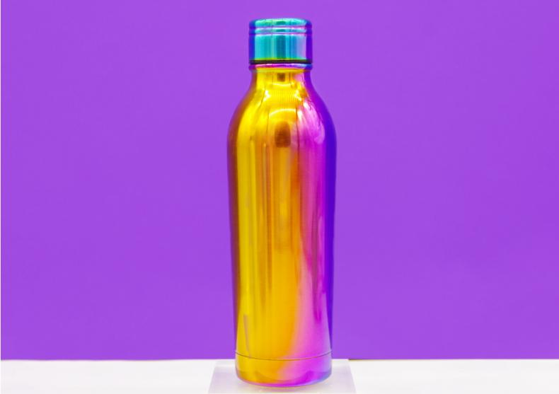 Sticla Rainbow -- Curcubeu la sticla image
