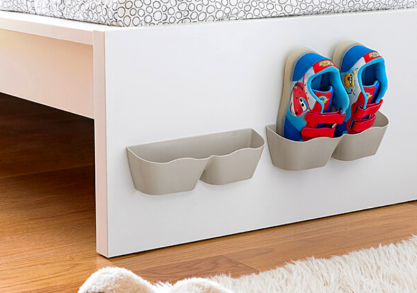 Stick-on Shoe -- organizator de incaltaminte