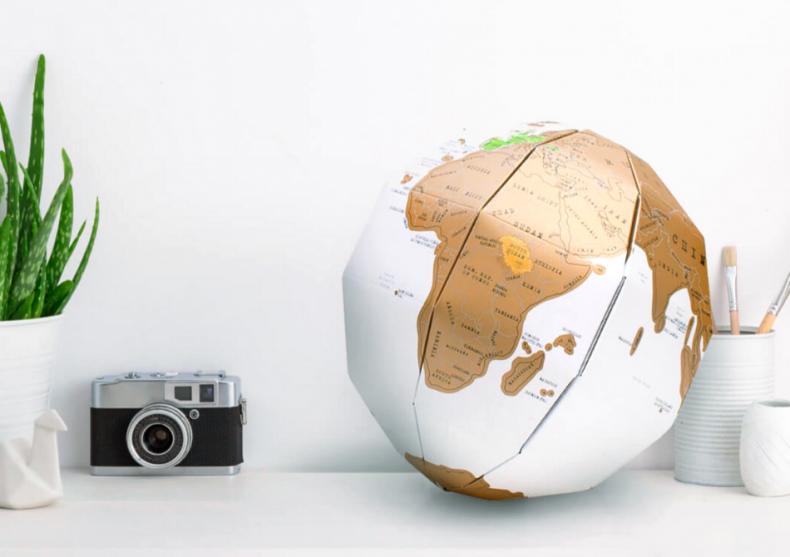 Glob razuibil DIY -- construieste-l chiar tu! image