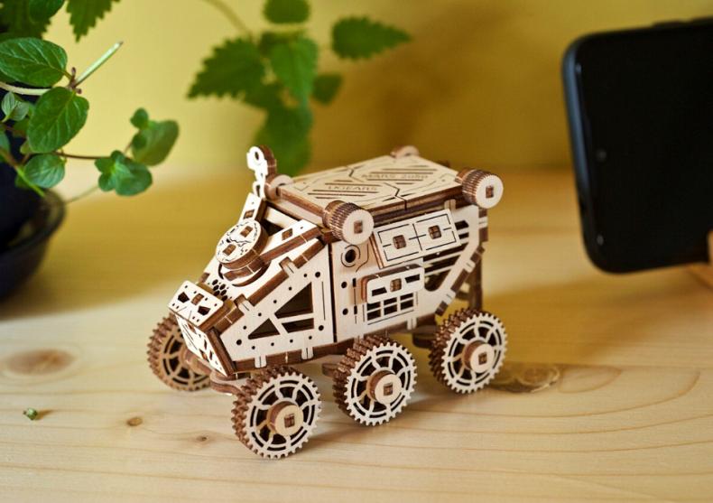 Mars Buggy -- asigura expeditii de neuitat image