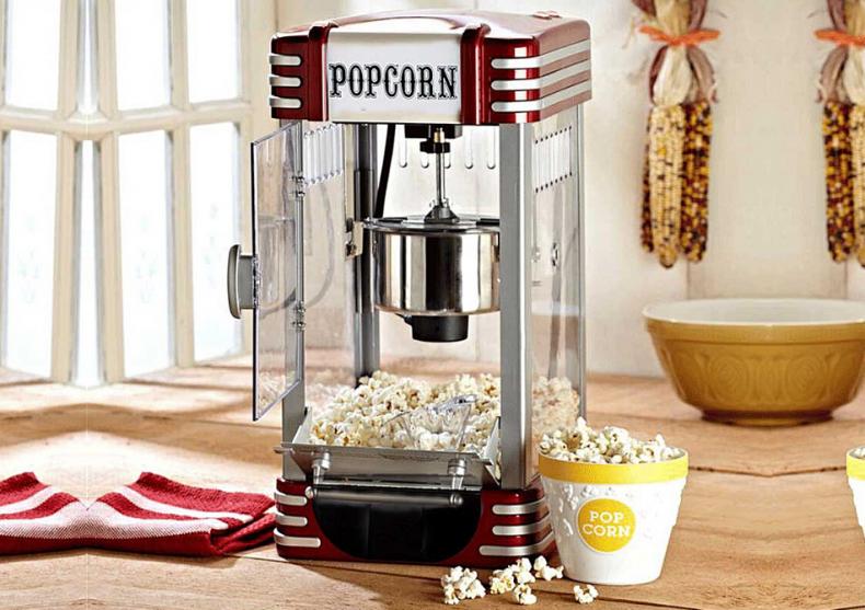 Aparat Popcorn Deluxe -- propriul tau aparat de carnaval image
