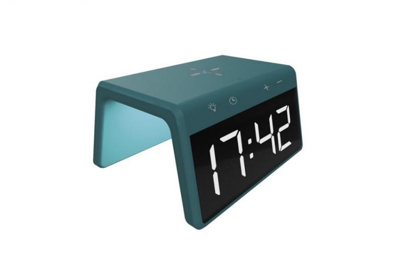 Ceas alarma Smartie -- ceas, incarcator, alarma, lumina image