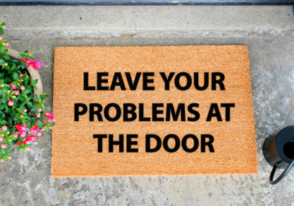 Leave Your Problems at the Door -- da-le uitarii