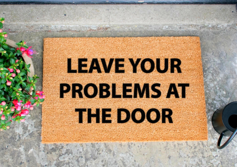 Leave Your Problems at the Door -- da-le uitarii image