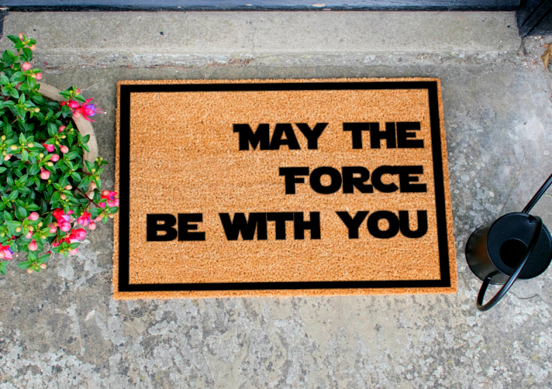 May the Force Be with You -- te motiveaza de la intrare image