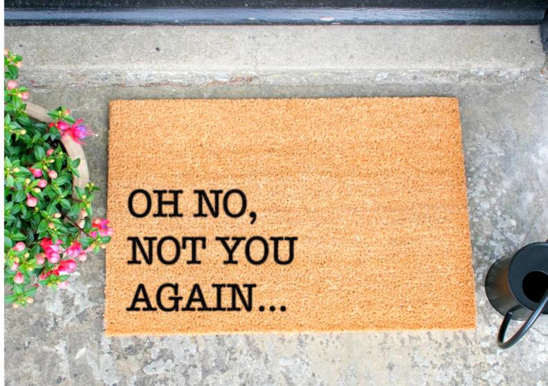 Oh No, Not You Again -- serios, iarasi Tu?! image