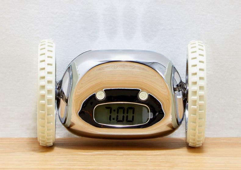 CLOCKY The original -- alarma care efectiv FUGE image