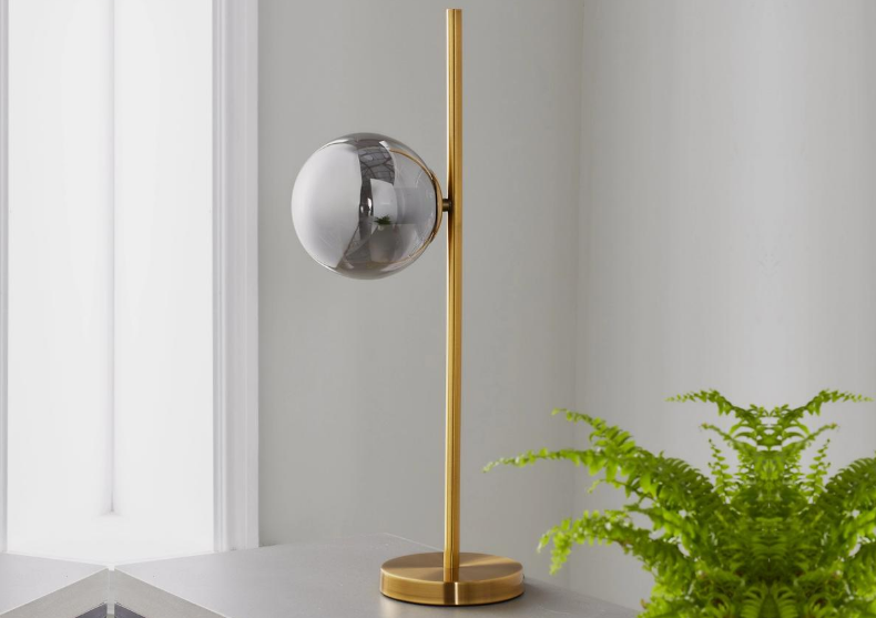 GoldoSfera -- sfera luminoasa de birou image