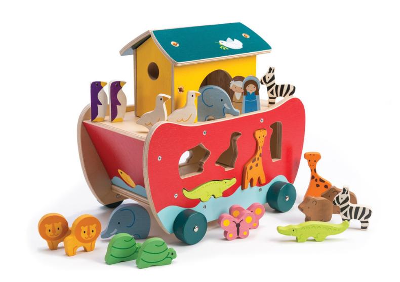 Arca lui Noe -- invatam sa interactionam image