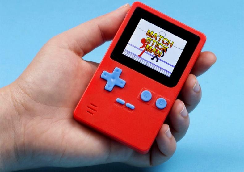 Consola Retro Handheld -- pentru copii, adulti image