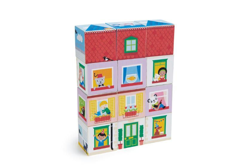 Cuburi casa visurilor -- cub cu 6 laturi diferite image