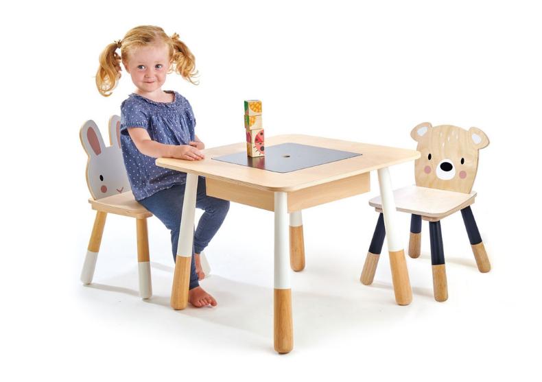 Mobilier pentru copii Bunny Bear -- inspirate din natura image