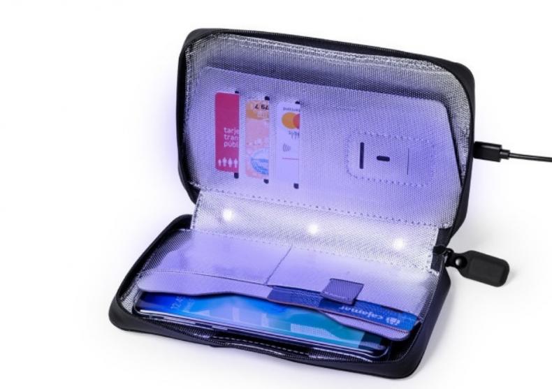 Portofel sterilizator si RFID -- securitate si siguranta image