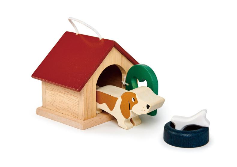 Set figurina caine -- doggy dog  image