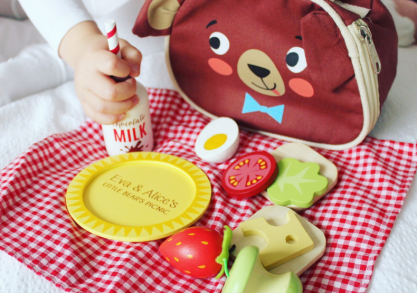 Set Picnic Little Bear's -- distractie in aer liber