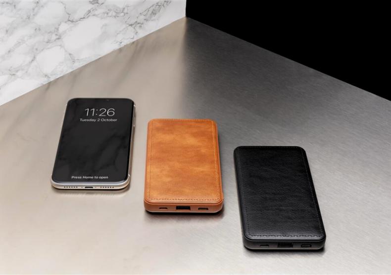 Tusca Luxury Powerbank -- puterea stilata din buzunar image