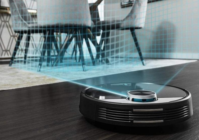 Aspirator robot cu laser -- curata inteligent orice suprafata image