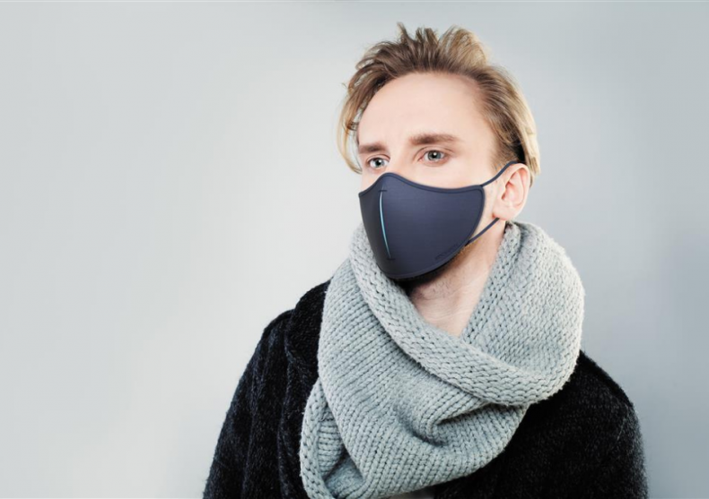 Masca de protectie Hero -- Fashion + siguranta image