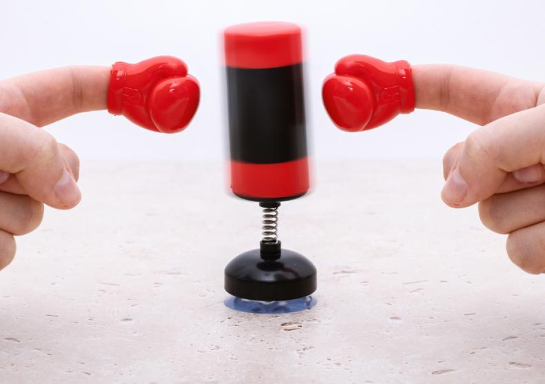 Finger boxing -- degetele la putere image