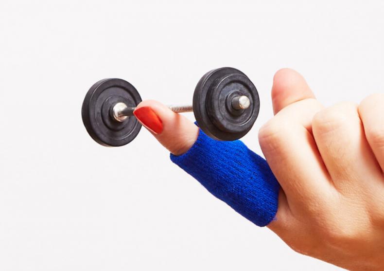 Finger gym -- Antreneaza degetele acelea!  image