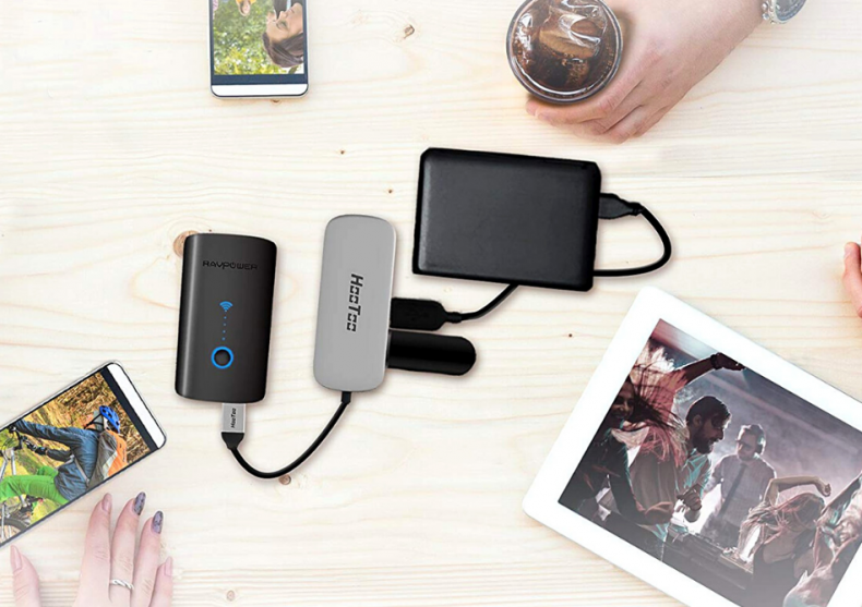 RavPower RP-WD03 router, powerbank & more -- 5 lucruri esentiale, portabile image
