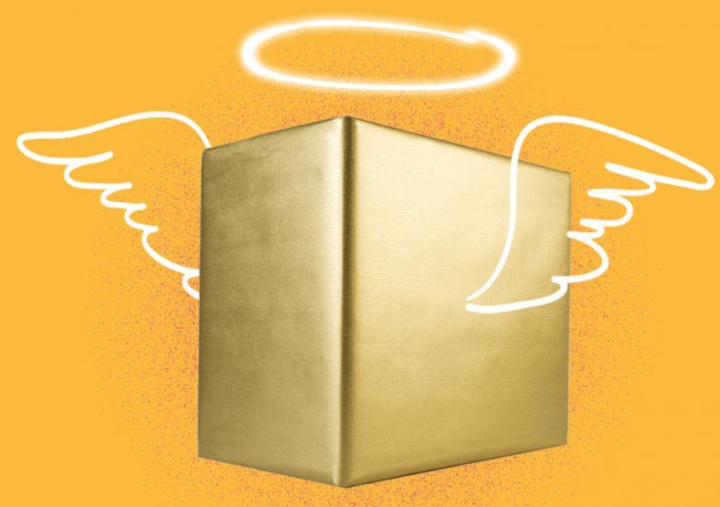 The Secret Birthday box  -- de ziua ta, ziua ta, ziua... image