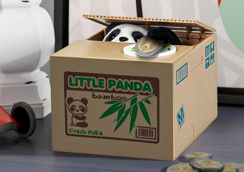 Pusculita Panda -- Urs econom image