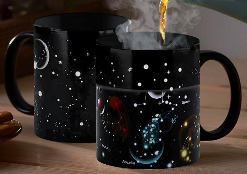 Cana constelatiilor -- O cafea din Milky Way! image