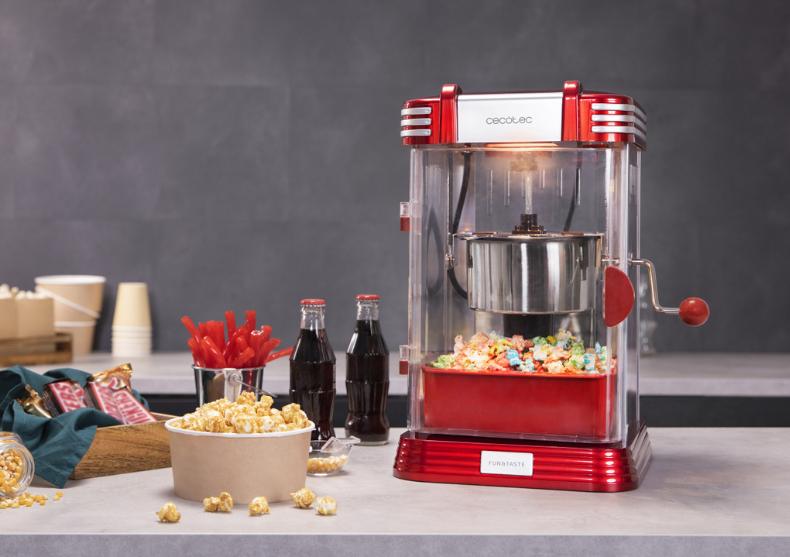 Aparat popcorn Fun-Taste -- gustul de odinioara image
