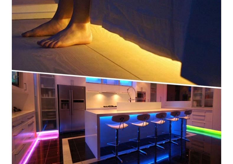 Banda LED RGB -- design luminos  image