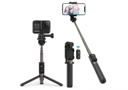 Selfie Stick Tripod  -- Monopod super-smart