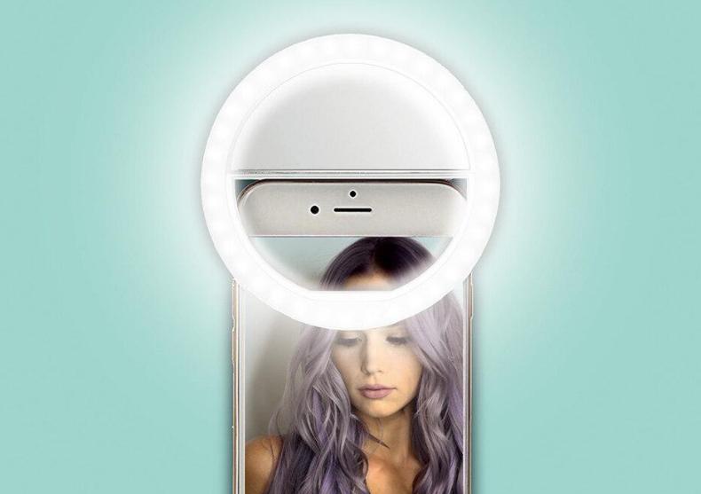 Ultra-lumina Selfie -- Poze cu efect perfect image