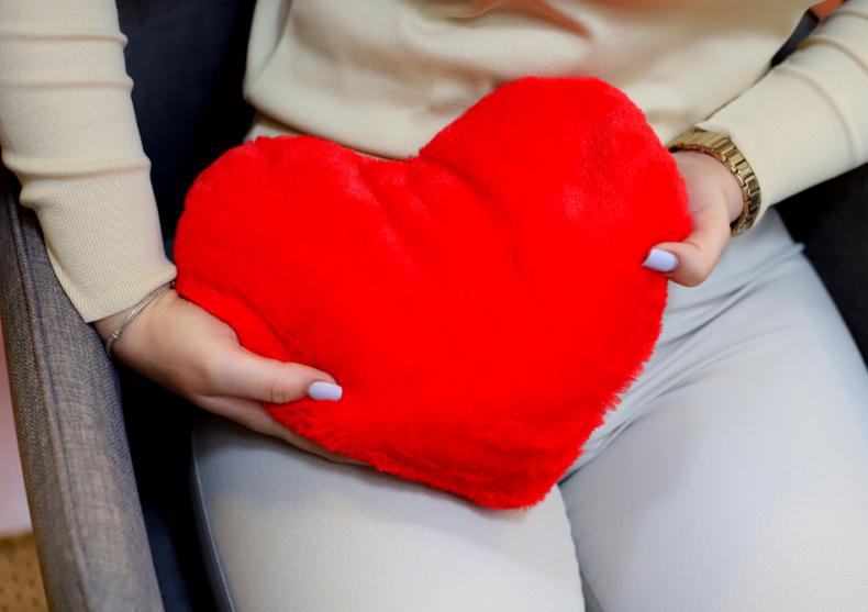 Inima MEA -- perna calduta iubibila image