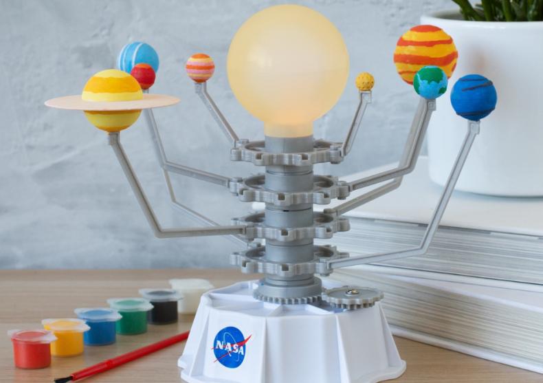 Kit sistem solar NASA -- joc educativ image